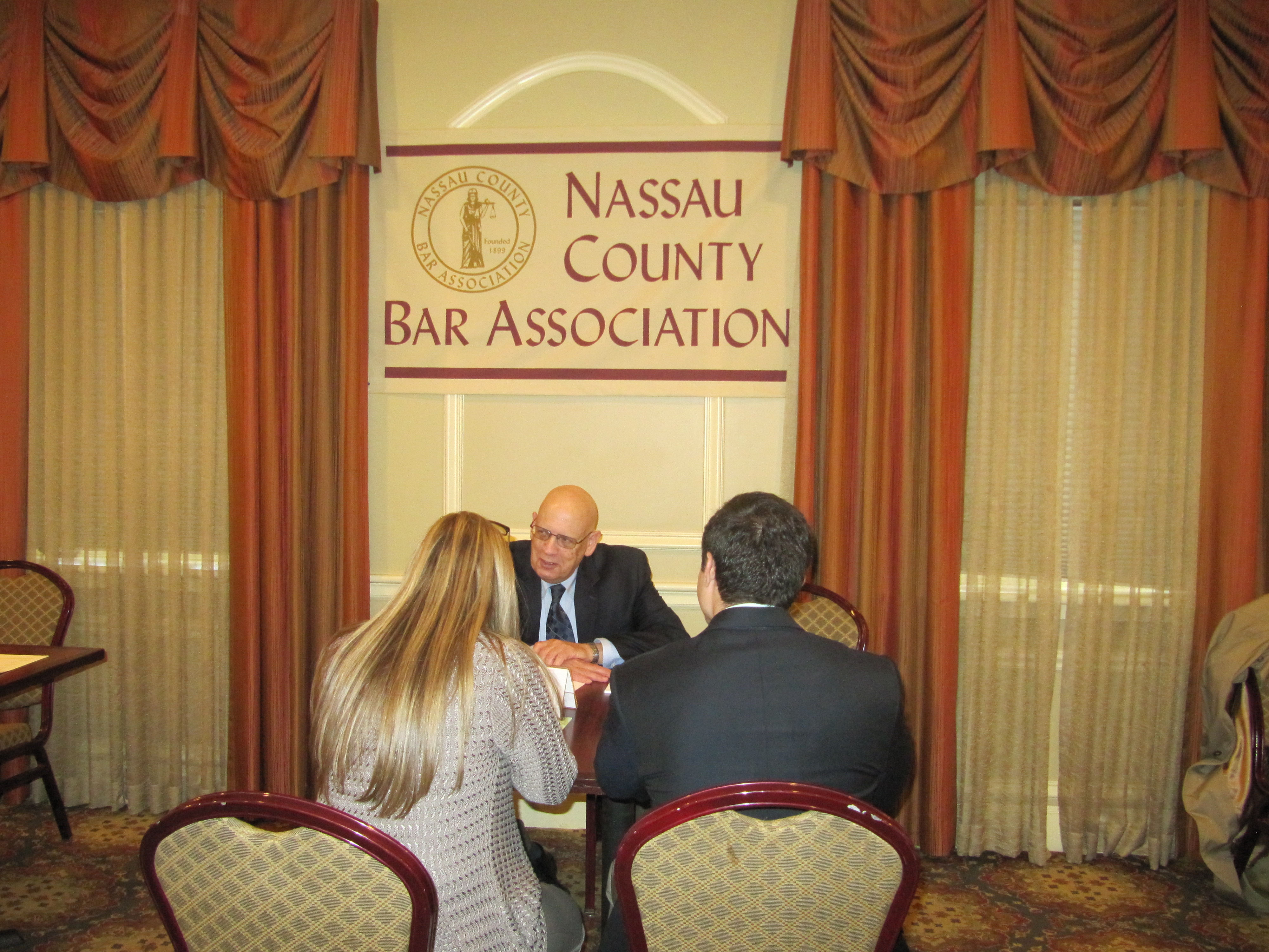 Nassau County Bar Association hosts monthly mortgage
